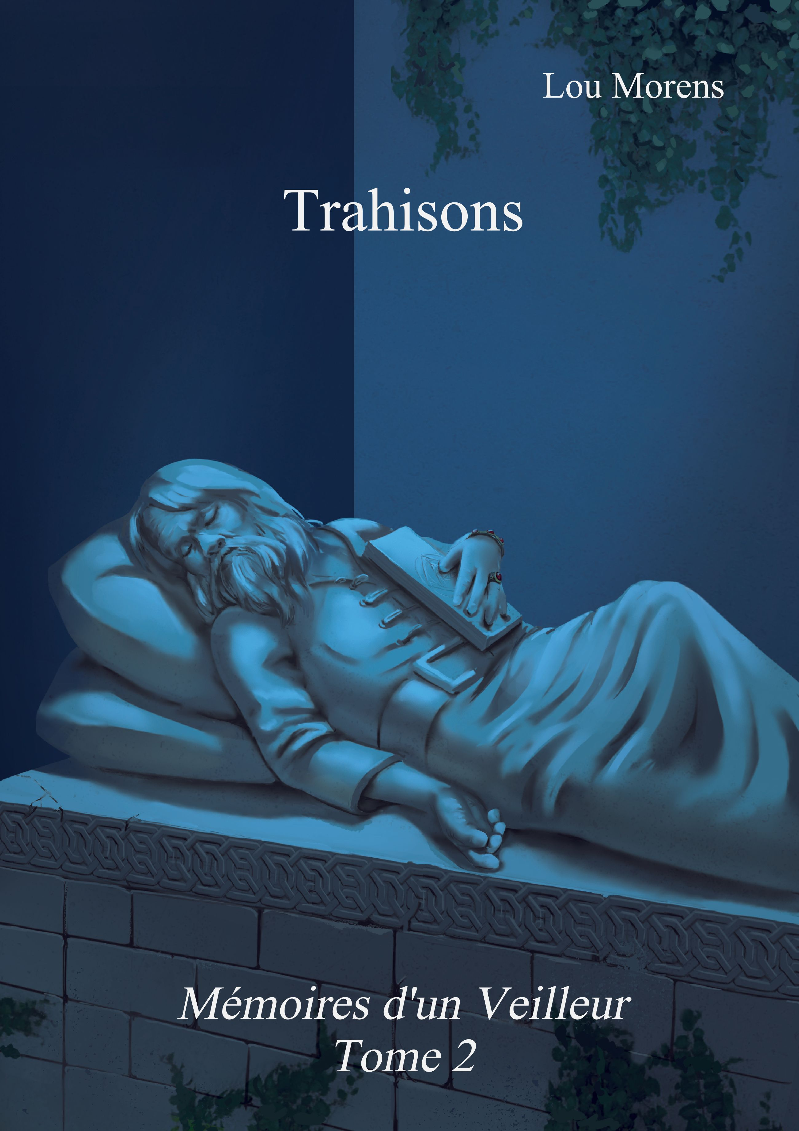 Volume 2 - Trahisons cover
